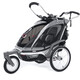 Thule Chariot Chinook 1 + Stroll/Jog Kit Black (10101510)